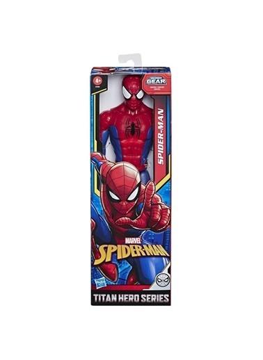 Hasbro E7333 Spider-Man Titan Hero 30 Cm Figür / +4 Yaş Renkli